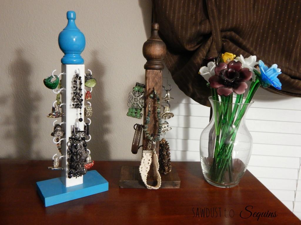 DIY Jewelry Stand10