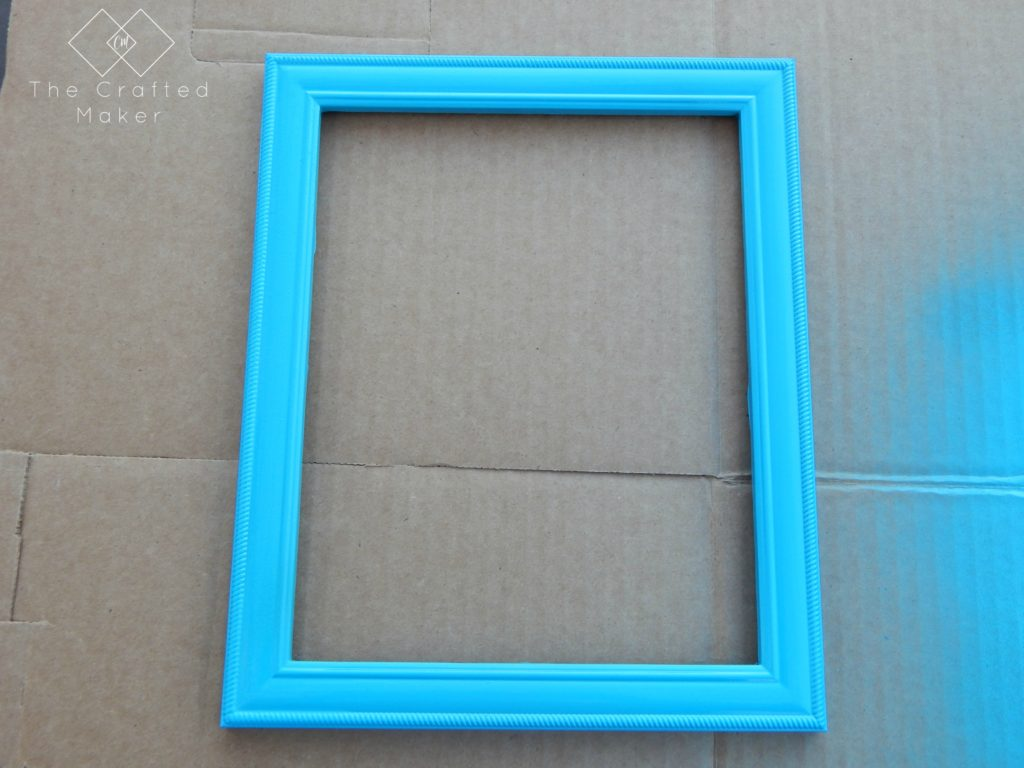 Frame Revamp with Free Spring Printable!