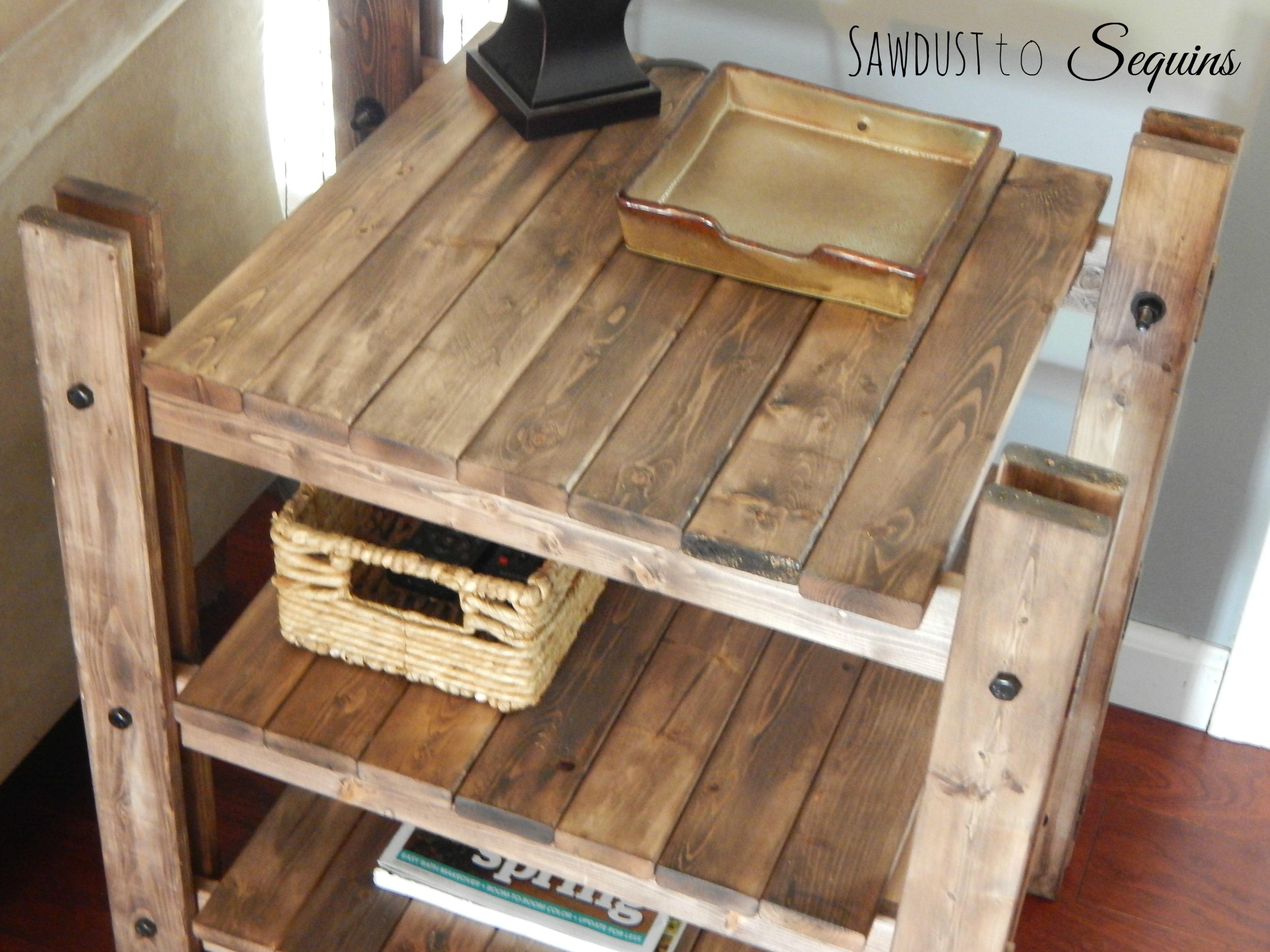 Lovely Arhaus End Table Post22