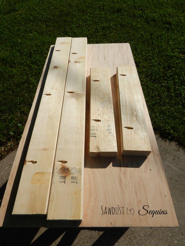 Potting Bench 7