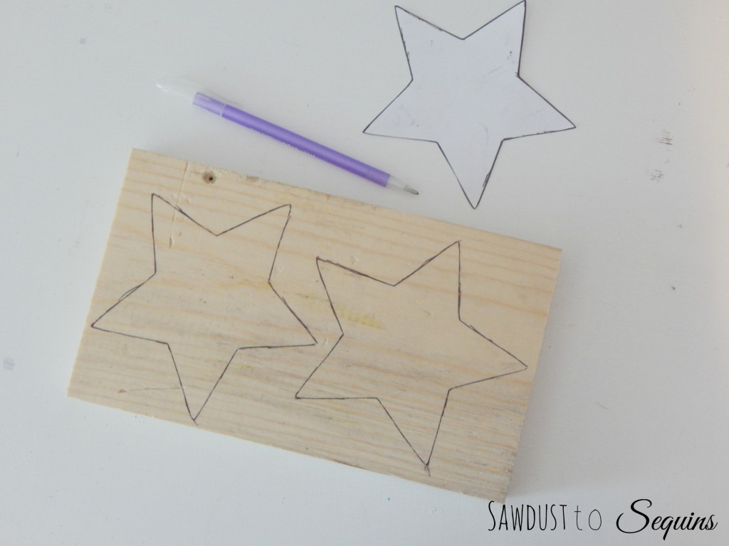 Trace Star Template