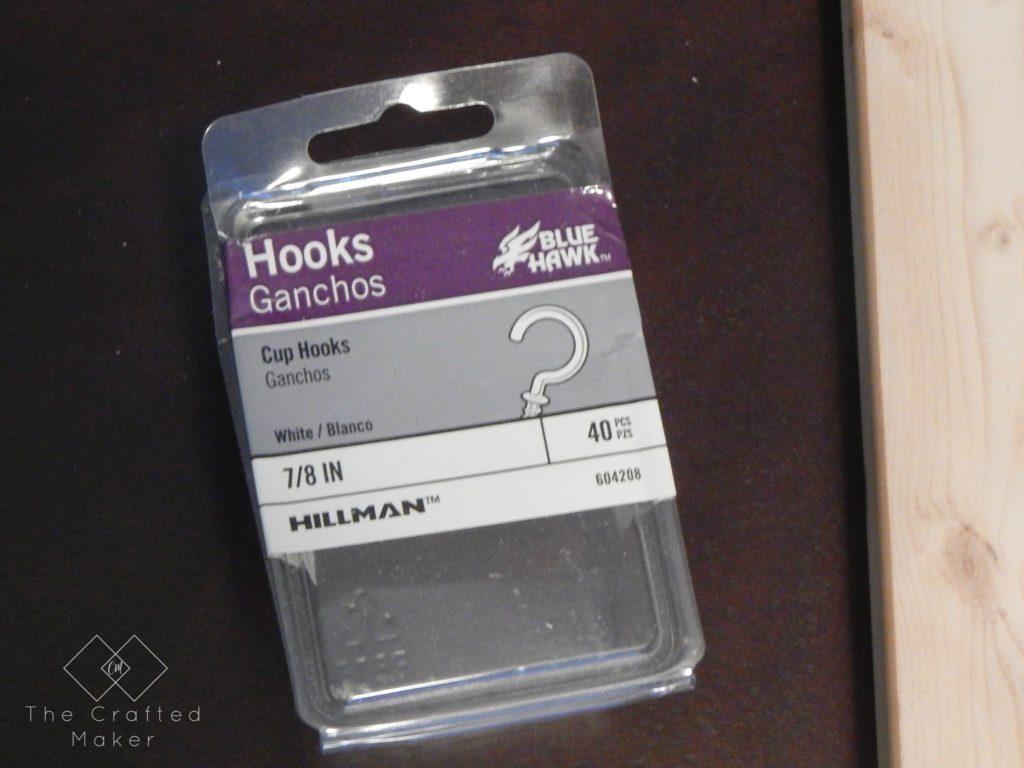 DIY Key Holder - Easy Storage Solution
