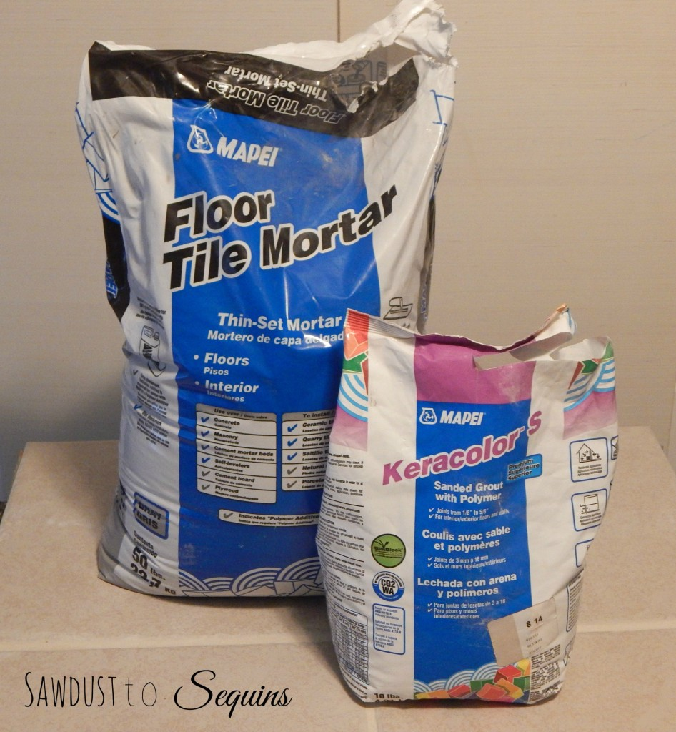 Mortar and Grout