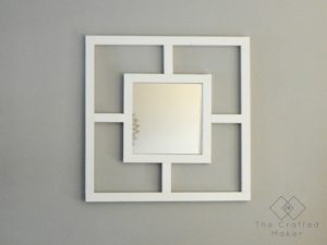 DIY Decorative Mirror