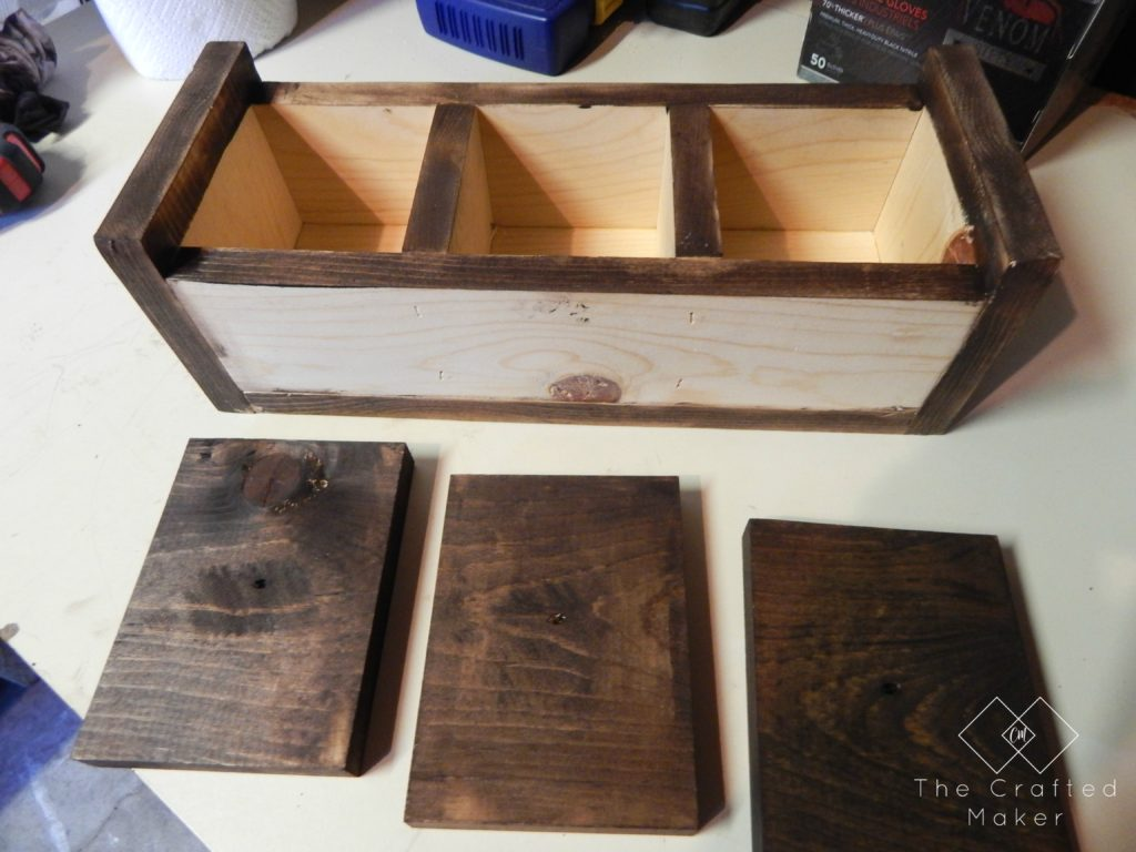 Kitchen Beverage Box - Free Plans