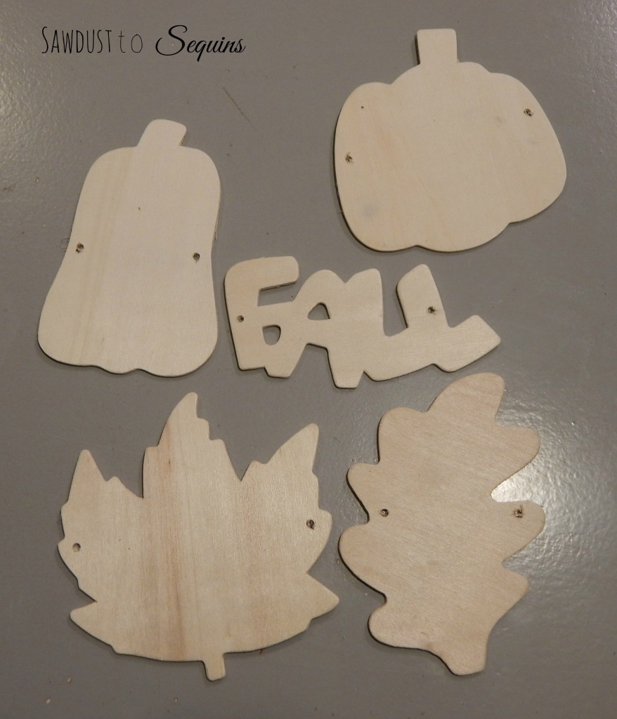 Wood Cut Outs