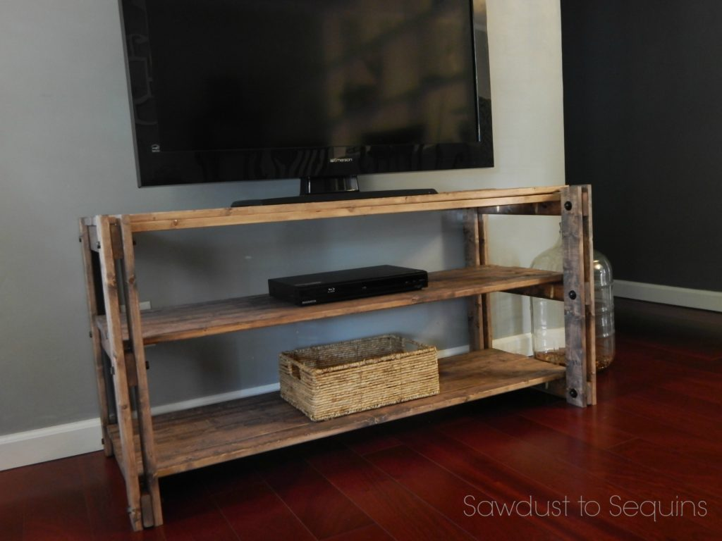 Entertainment Stand