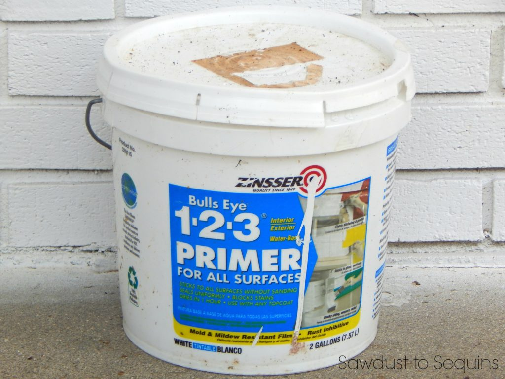 Primer - Paint a Brick Home