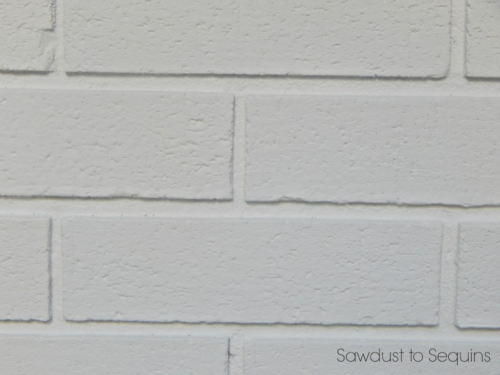 White Brick - Paint a Brick Home