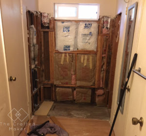 Demo day is my favorite part of any home improvement project. Join me on this journey of demo during a master bathroom renovation.